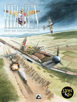 Helden van de luchtmacht 2 – El Condor Pasa