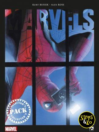 Marvels 1-4 – Collector's Pack