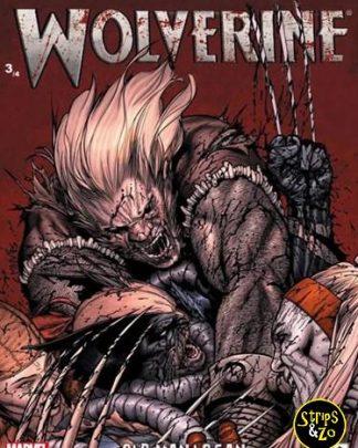 Wolverine - Old man Logan 3
