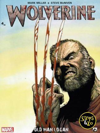 Wolverine – Old man Logan 4/4