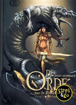 Orde van de Drakenridders 3 - Het verdoemde land