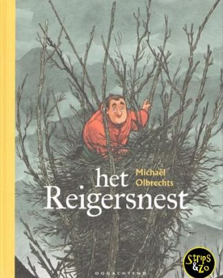 Het reigersnest (Michael Olbrechts)