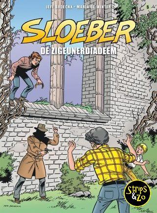 Sloeber 5 – De Zigeunerdiadeem