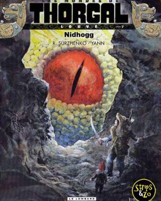 Thorgal, de werelden van - Wolvin 7 - Nidhogg