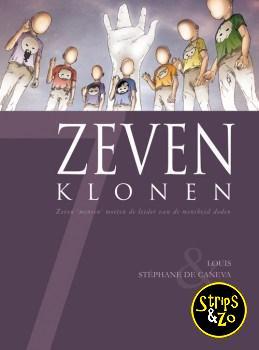 Zeven 10 - Zeven Klonen