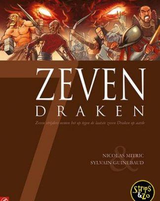 Zeven 13 - Zeven draken