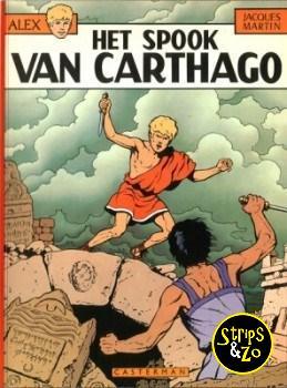 Alex 13 - Het spook van Carthago