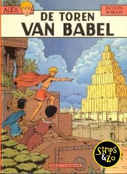 Alex 16 - De toren van Babel