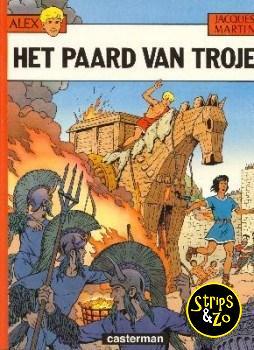 Alex 19 - Het paard van Troje