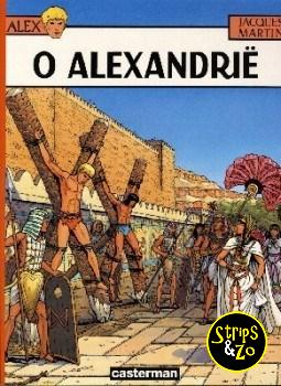 Alex 20 - O Alexandrië