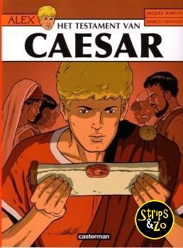 Alex 29 - Het Testament van Caesar