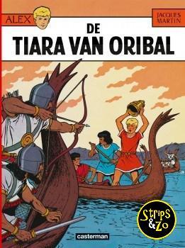 Alex 4 - De tiara van Oribal