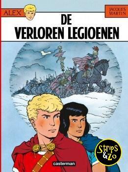 Alex 6 - De verloren legioenen