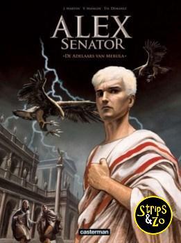 Alex Senator 1 - De adelaars van Merula