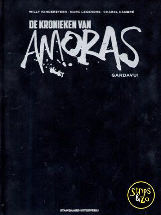 Kronieken van Amoras – LUXE – 4 – Gardavu!