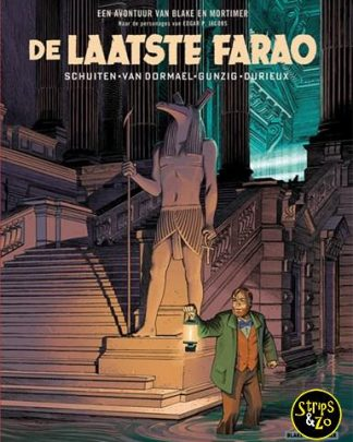 Blake en Mortimer - De laatste Farao