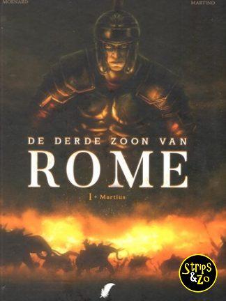 De derde zoon van Rome 1 – Martius