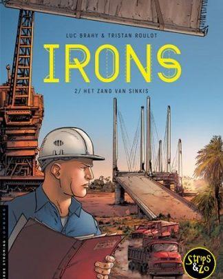 Irons 2 - Het zand van Sinkis