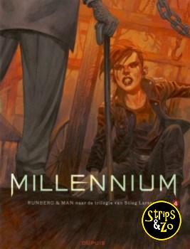 Millennium - Naar Stieg Larson 4 - De vrouw die met vuur speelde 2/2