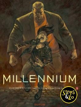Millennium - Naar Stieg Larson 5 - Gerechtigheid 1/2