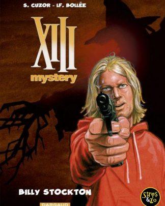 XIII Mystery 6 - Billy Stockton