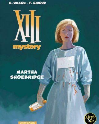 mystery 8 mary shoebridge