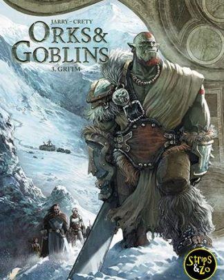 Orks en Goblins 3 - Gri'im
