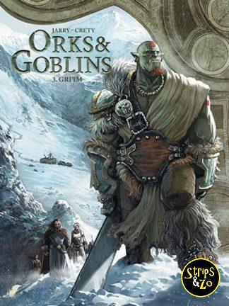 Orks en Goblins HC 3 – Gri'im