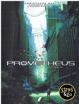 Prometheus 4 - Mantiek