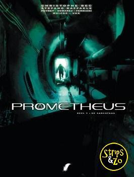 Prometheus 5 - De Sarcofaag