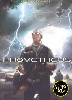 Prometheus 9 - In het duister 1/2