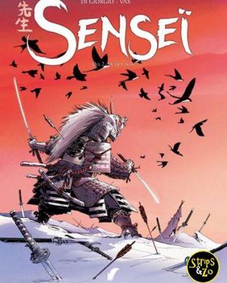 Senseï 2 - De witte draak