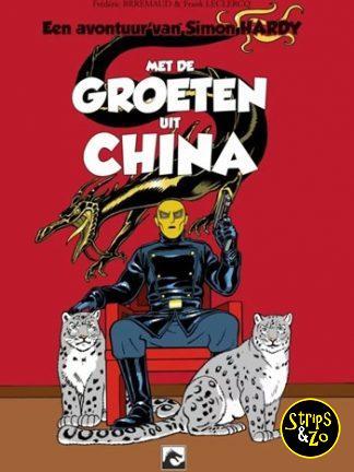 Simon Hardy, een avontuur van 3 – Met de groeten uit China
