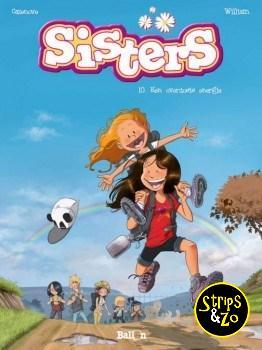 Sisters 10 - Een overdosis energie