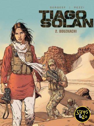 Tiago Solan 2 – Bouzkachi