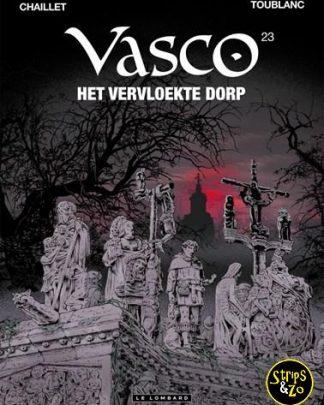 Vasco 23 - Het vervloekte dorp