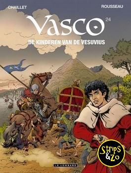 Vasco 24 - De kinderen van de Vesuvius