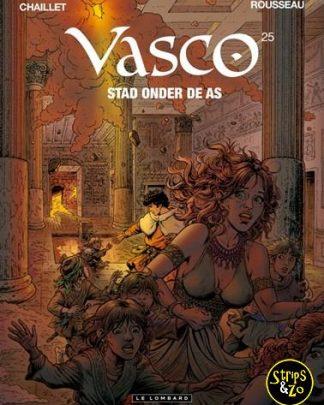 Vasco 25 - Stad onder de as