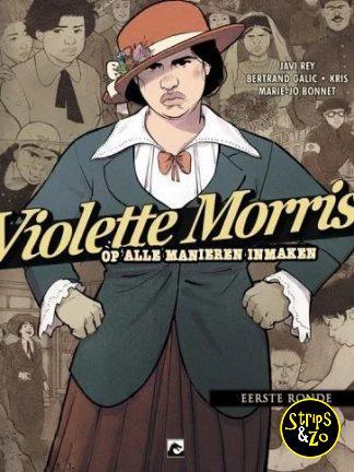 Violette Morris 1 – De eerste aanklacht