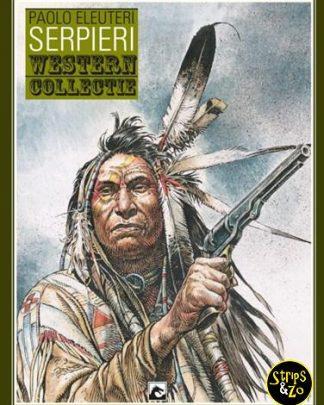 Serpieri - Western Collectie 1 - Vervloekt goud