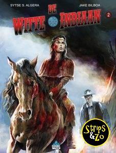 De Witte indiaan, de HC 2 – De jacht