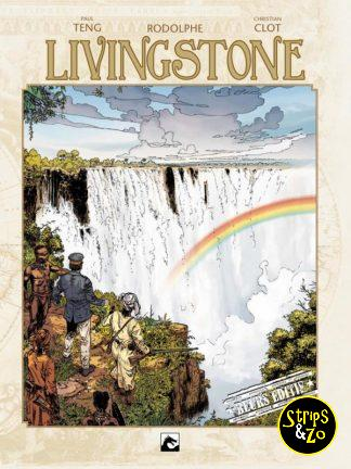 Livingstone – De zendeling avonturier (beurseditie)