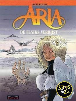 Aria 35 - De Feniks verrijst