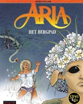 Aria 36 - Het Bergpad