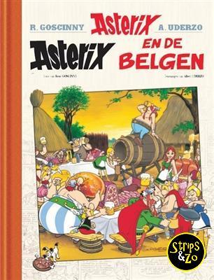 Asterix LUXE 24 - Asterix en de Belgen