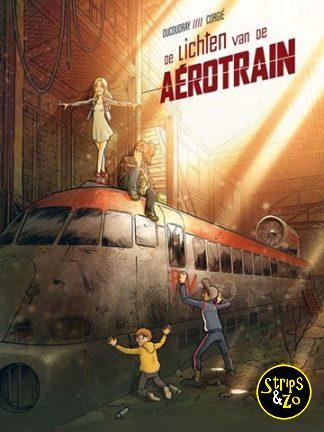 Lichten van Aérotrain, de