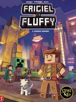 Frigiel en Fluffy 2 – Iedereen beroemd