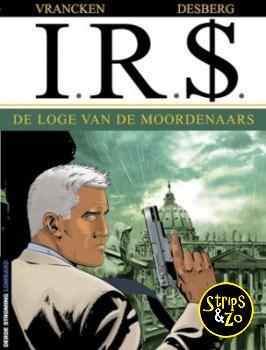 IR$ 10 - De loge van de moordenaars