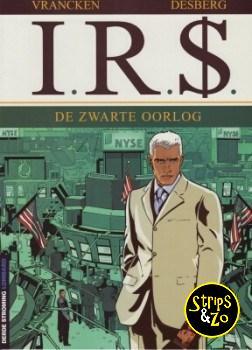 IR$ 8 - De zwarte oorlog
