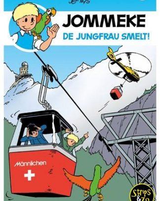 Jommeke 295 - De Jungfrau smelt!